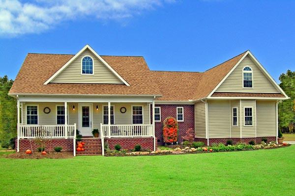 House Plan 69503