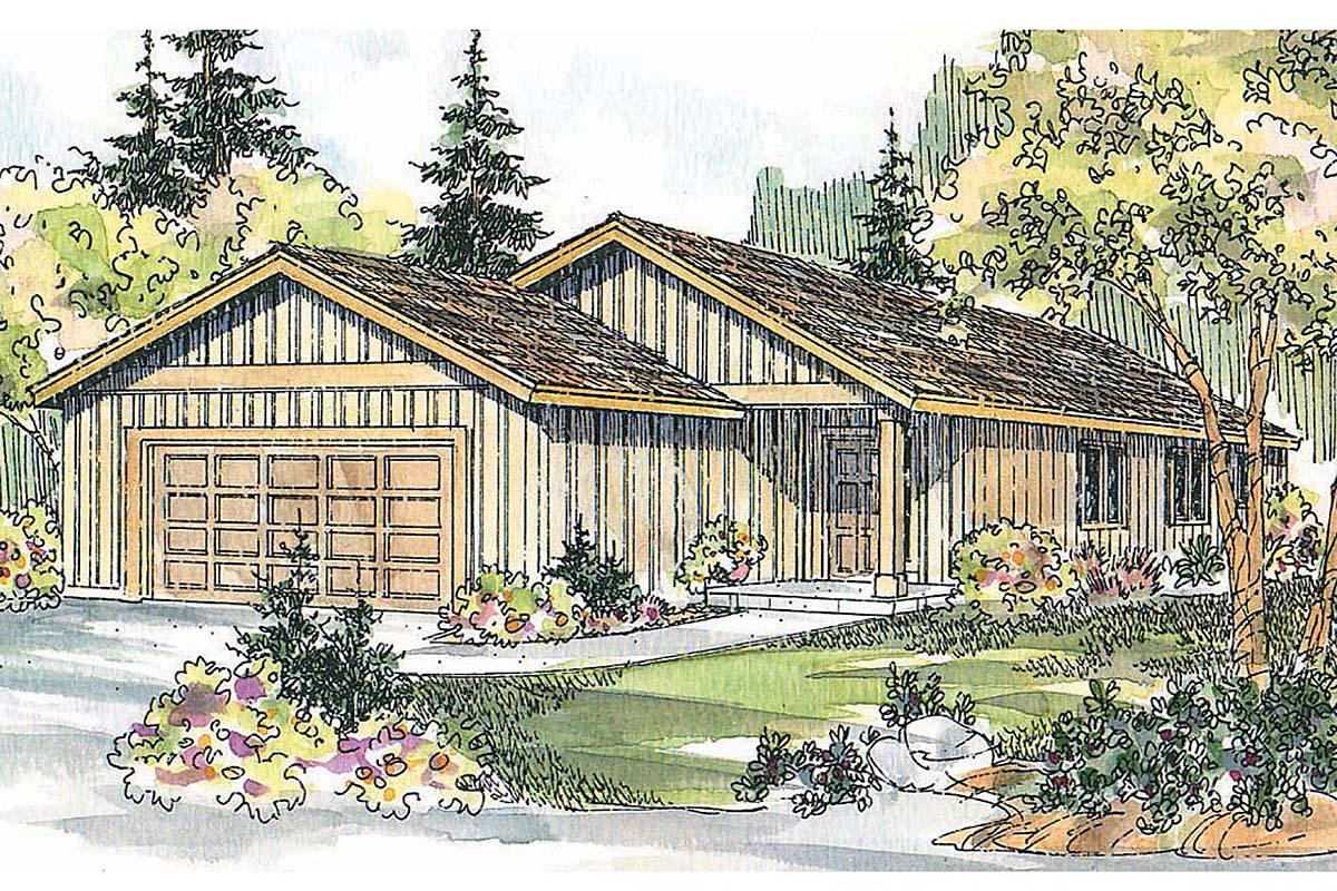 House Plan 69666
