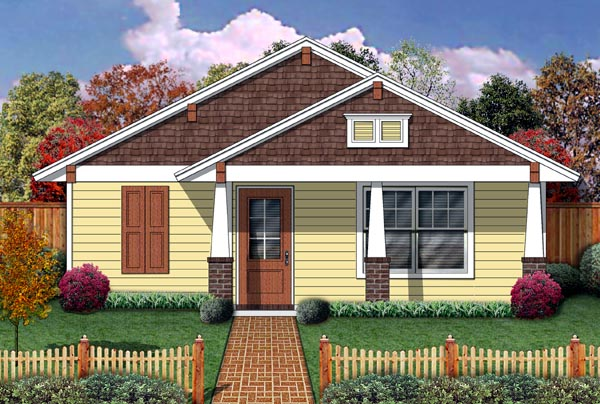 House Plan 69937