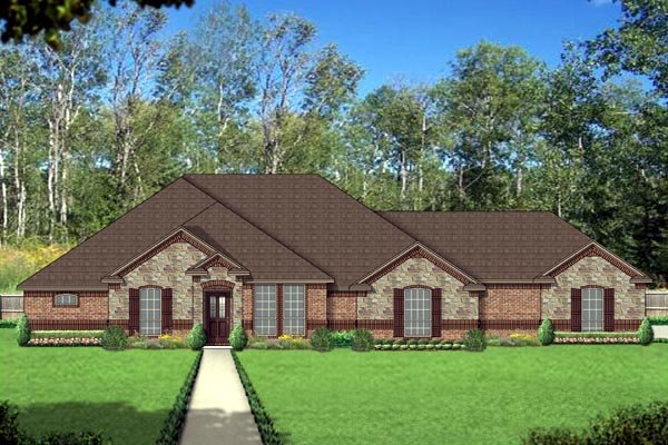 House Plan 69949