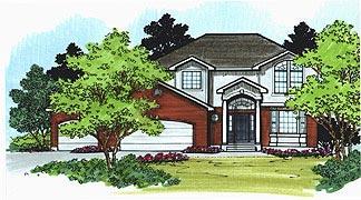 House Plan 70417