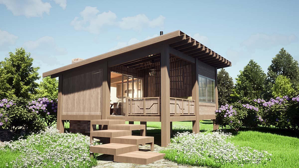 House Plan 70800