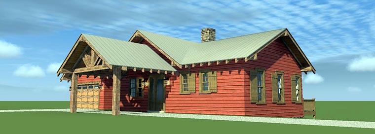 House Plan 70810