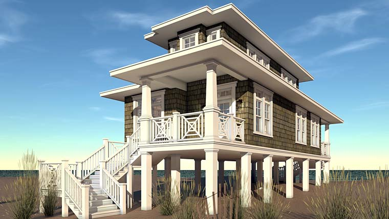 House Plan 70839