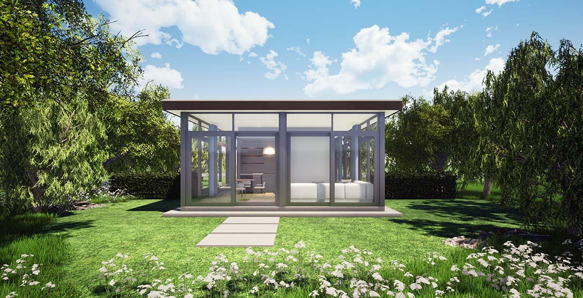 House Plan 70856