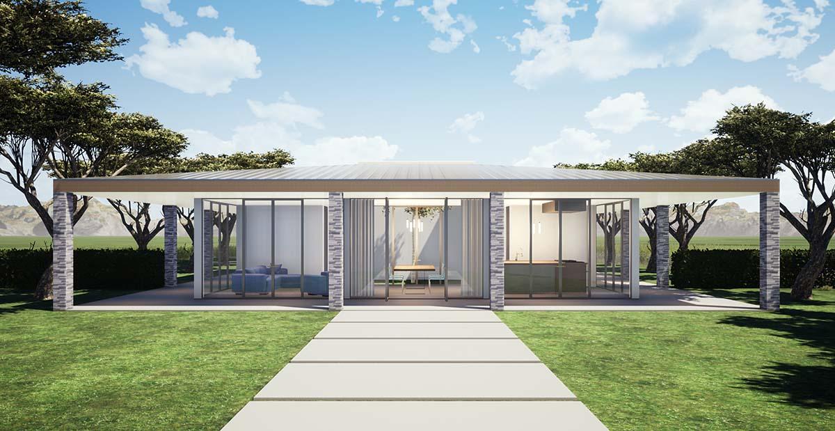 House Plan 70857
