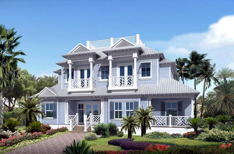 House Plan 71506