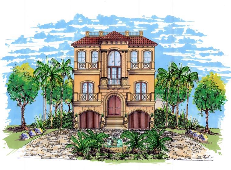 House Plan 71508