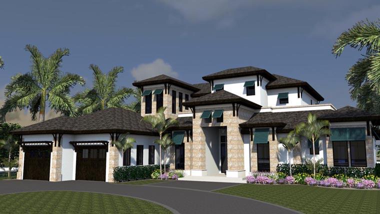 House Plan 71514