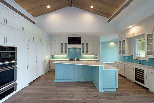 Coastal, Contemporary, Florida House Plan 71544 with 3 Beds, 5 Baths, 2 Car Garage Picture 1