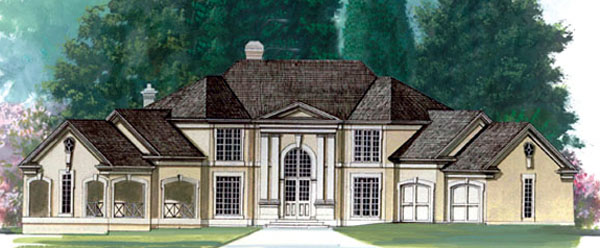 House Plan 72039