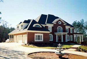 Greek Revival House Plan 72107 with 5 Beds, 7 Baths, 3 Car Garage Picture 5