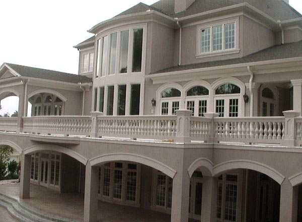 European, Greek Revival House Plan 72155 with 5 Beds, 7 Baths, 4 Car Garage Picture 12