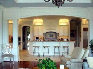 European, Greek Revival House Plan 72155 with 5 Beds, 7 Baths, 4 Car Garage Picture 5