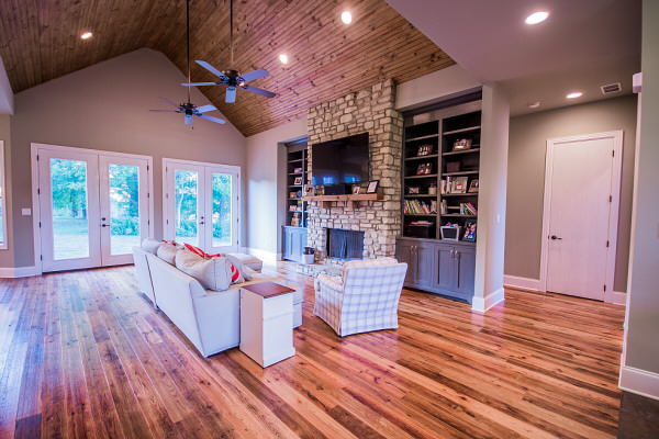Ranch House Plan 72168 with 3 Beds, 3 Baths, 2 Car Garage Picture 19