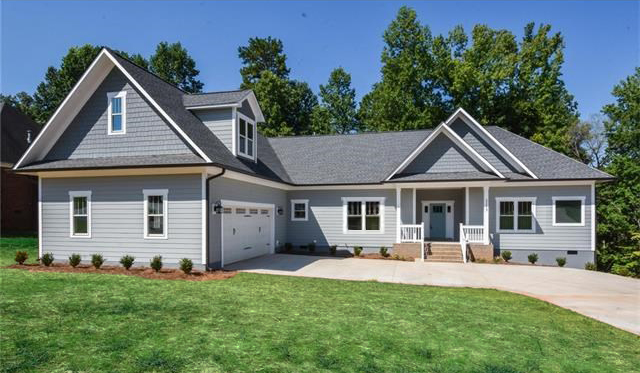 Cottage, Craftsman, Traditional House Plan 72220 with 4 Beds, 4 Baths, 2 Car Garage Picture 1