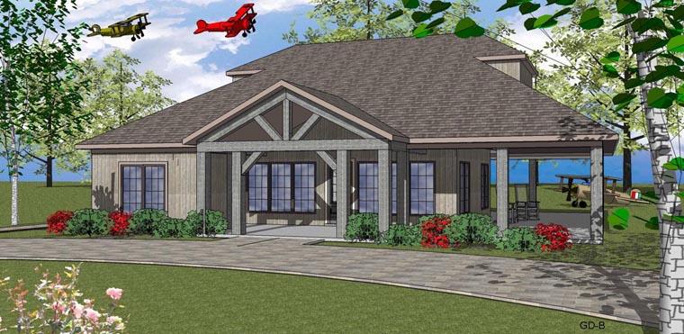 House Plan 72306