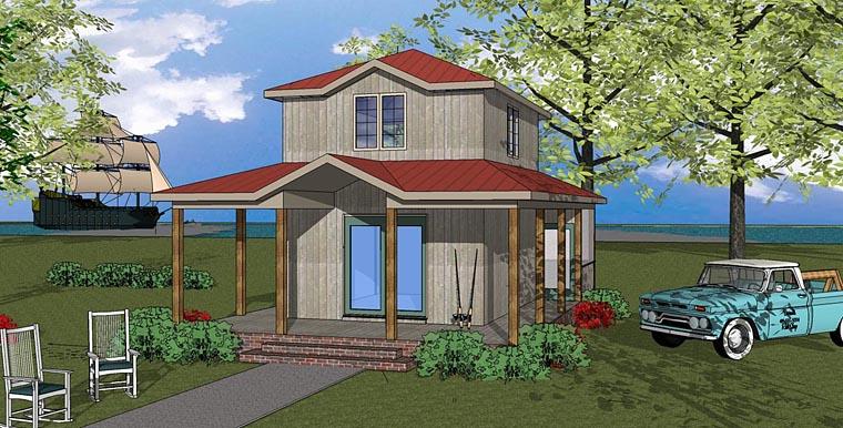 House Plan 72325