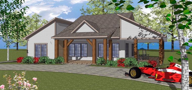 House Plan 72369