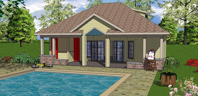 House Plan 72376