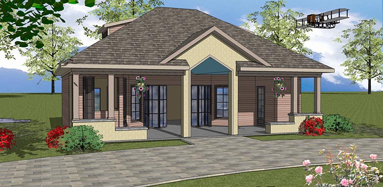 House Plan 72380