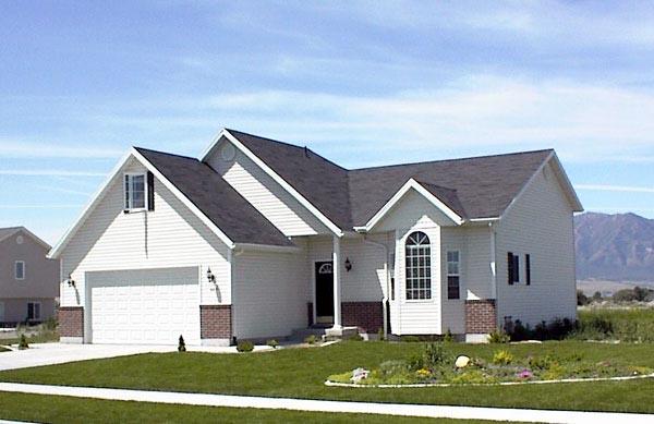 House Plan 72430