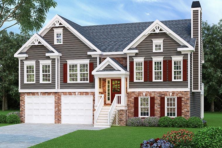 House Plan 72505