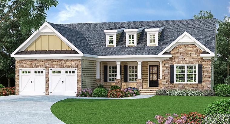 House Plan 72506