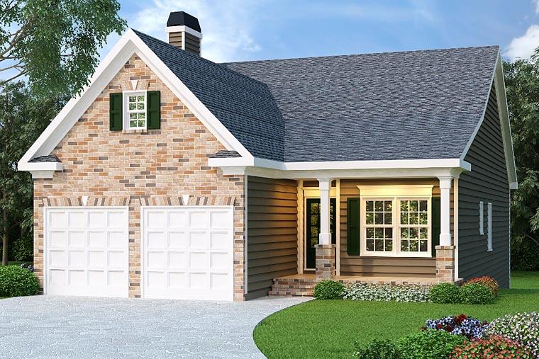 House Plan 72509