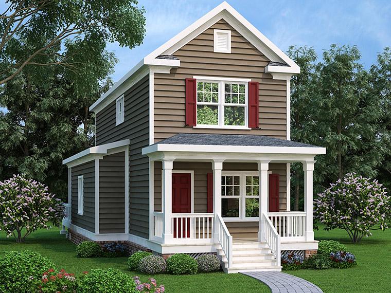 House Plan 72547