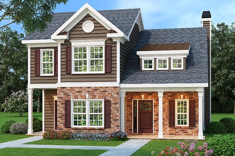 House Plan 72554
