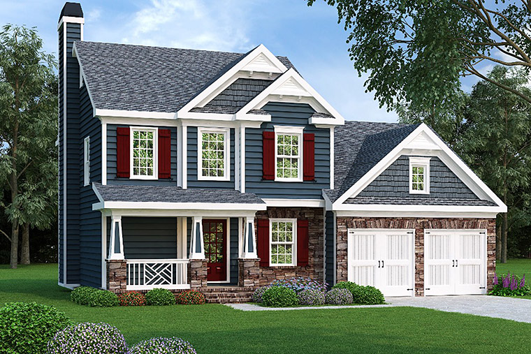 House Plan 72601
