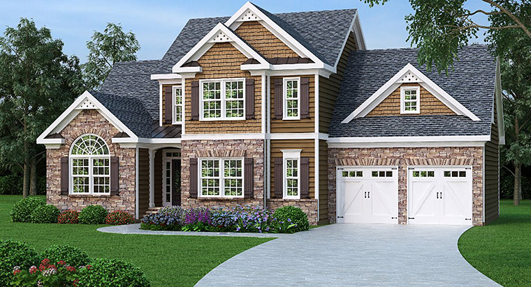 House Plan 72604