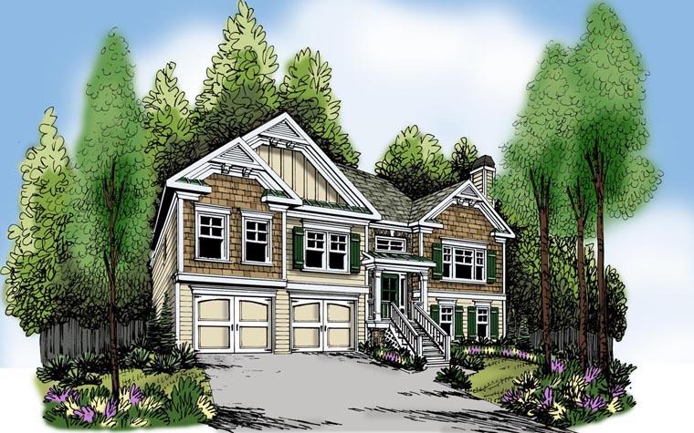 House Plan 72620