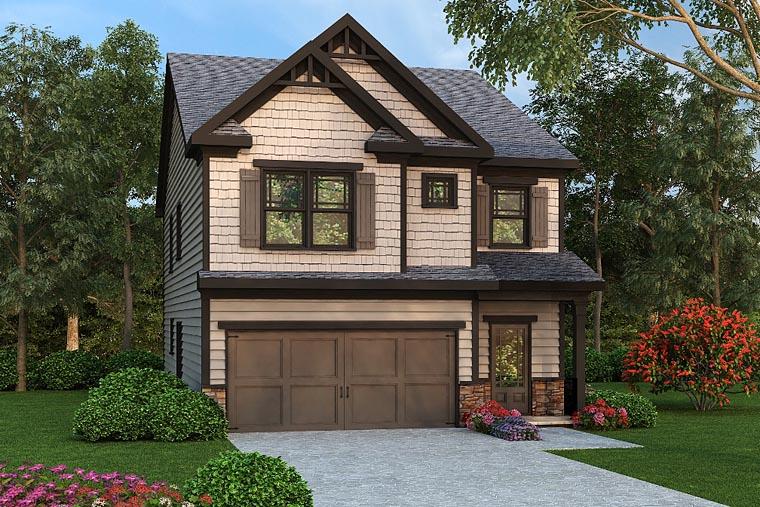 House Plan 72670