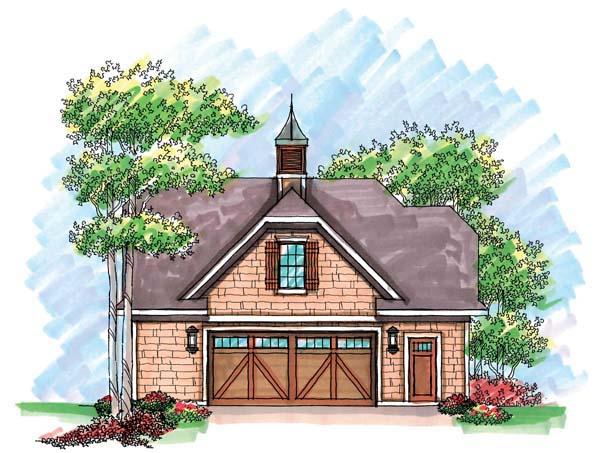 Garage Plan 72929