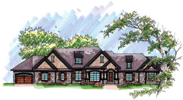 House Plan 72968