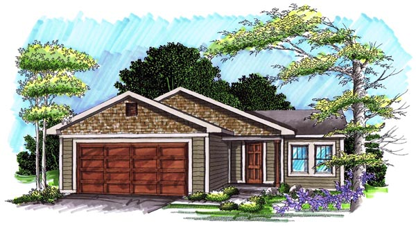 House Plan 72972