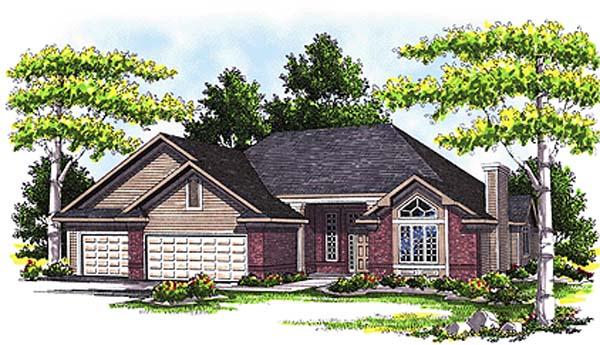 House Plan 73268