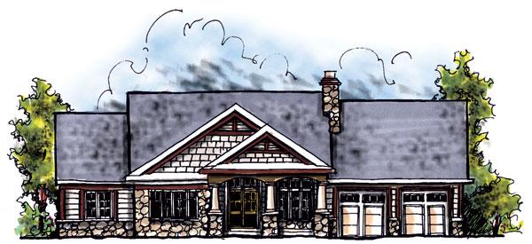 House Plan 73281