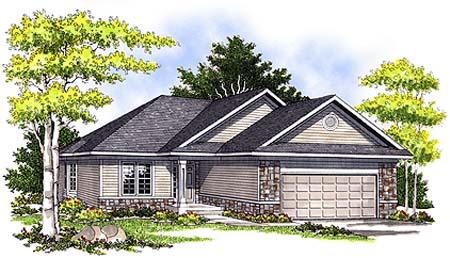 House Plan 73348