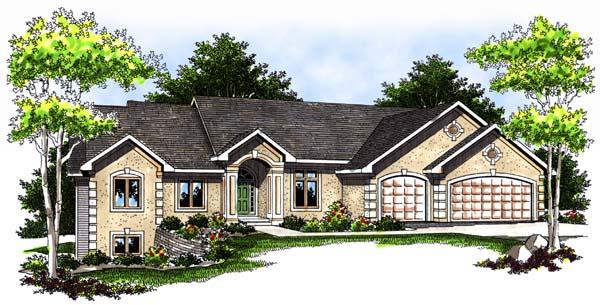 House Plan 73368