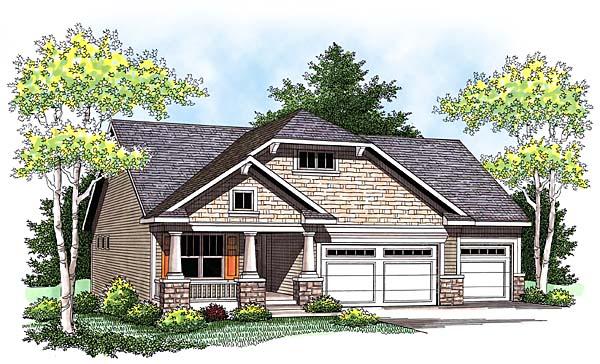 House Plan 73426