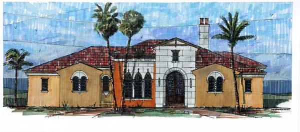 House Plan 73607