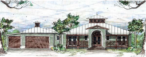 House Plan 73614