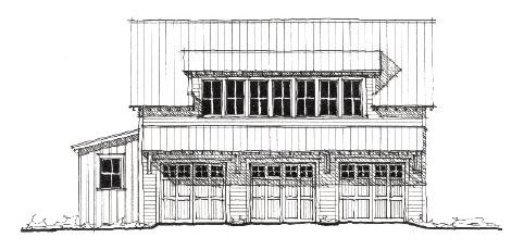 Garage Plan 73781