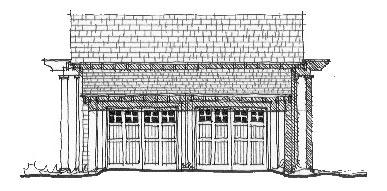 Garage Plan 73791