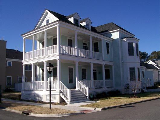 Historic House Plans