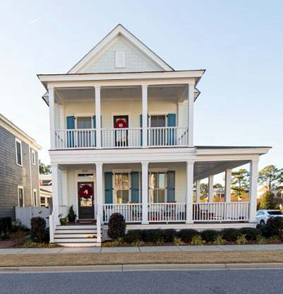 Colonial, Southern, Traditional House Plan 73940 with 3 Beds, 3 Baths Front Elevation