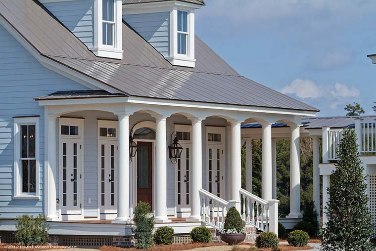Country, Southern House Plan 73941 with 4 Beds, 3 Baths Picture 1